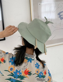 Fashion Fruit Green Short Brim Fisherman Hat