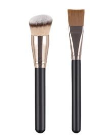 2 Juegos De Pinceles De Maquillaje