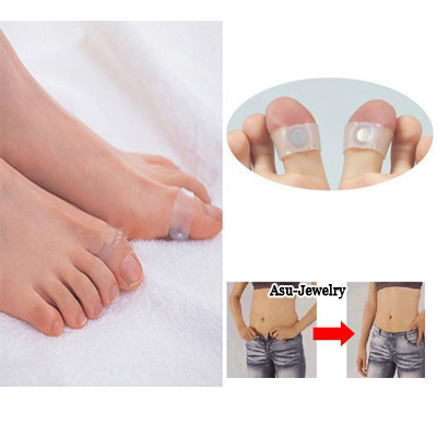 Magnetic Two-Toe Ring [Slimming] JAPAN Health Product(two pieces in one)