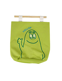 Caspari Green Fashion Candy Color Cartoon Pattern Cloth Household goods