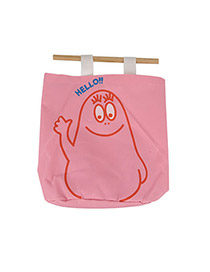 Sample Pink Fashion Candy Color Cartoon Pattern Cloth Household goods