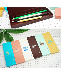 Elegant Multi-color Tassel Decorated Pure Color Simple Pencil Case