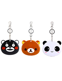 Arrowhead Color Will Be Random Cartoon Bear Pendant Design Acrylic Household goods