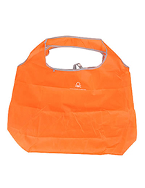 2013 Orange Simple Shopping Dacron Household goods