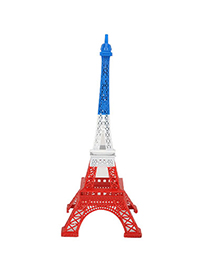 Costume Multicolor Eiffel Tower Shape Alloy Household goods