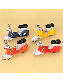 Carters Color Will Be Random Mini Motorcycle Alloy Household goods