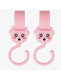 Dickie Pink Cartoon Dog Multifunction Design Plastic Household goods