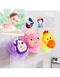 Roll color will be random lovely animal shape mesh design polyester Other Creative Stationery