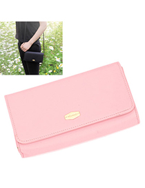 Birthing Light Pink Pure Rectangular Shape Simple Design(iphone5/note2)