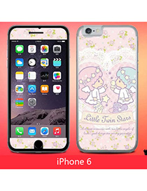 Cute Multi-color Cup Shape Decorated Simple Iphone6s Case