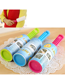 Funeral Random Color Roller Shape Simple Design Plastic Household Goods