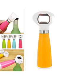 Fashion Yellow Candy Color Simple Design  Stainless Steel Household goods