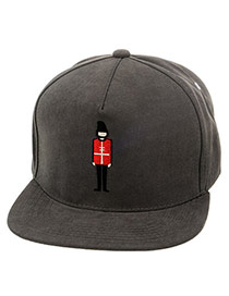 Automatic Black Sunhat